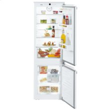 """24"""" Combined refrigerator-freezer with NoFrost for integrated use"""