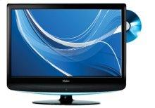 """19"""" LCD HDTV Combo"""