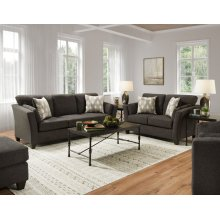 7500 - Endurance Charcoal Loveseat