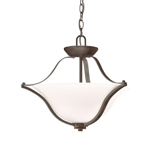 Langford Collection Langford 2 light Pendant/Semi Flush OZ