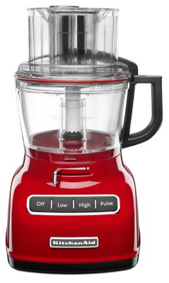9-Cup Food Processor with ExactSlice™ System - Empire Red