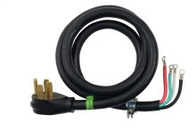 4' 4-Wire 40 amp Power Cord