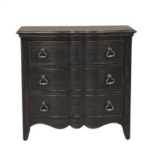 3 Drawer Bachelor Chest