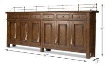 Covent Garden Sideboard, Walnut