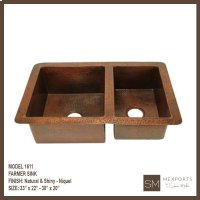 1611 Double Farmer Sink Product Image