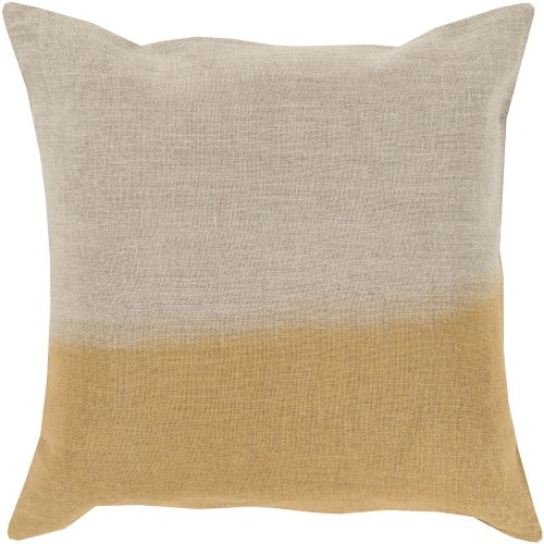 """Dip Dyed DD-017 22"""" x 22"""" Pillow Shell with Polyester Insert"""