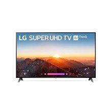 SK8070AUB 4K HDR Smart LED SUPER UHD TV w/ AI ThinQ® - 75'' Class (74.5'' Diag)