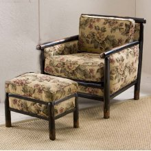 540 Belaire Chair and 548 Belaire Ottoman
