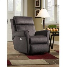 Rocker Recliner with Optional Leather Upgrade