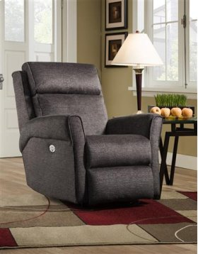 Layflat Recliner with Power Headrest