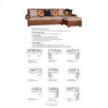 MAVERICK - 40 MAVERICK SECTIONAL (Sectionals)