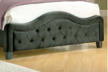 Trieste Footboard - King - Pewter