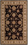 Heritage Hall He19 Blk Rectangle Rug 5'6'' X 8'6''