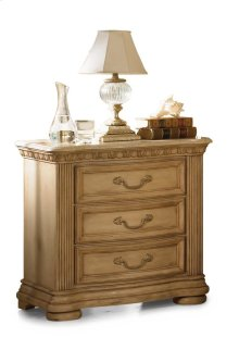 Cordoba Antiguo Blanco Night Stand (DISCONTINUED)