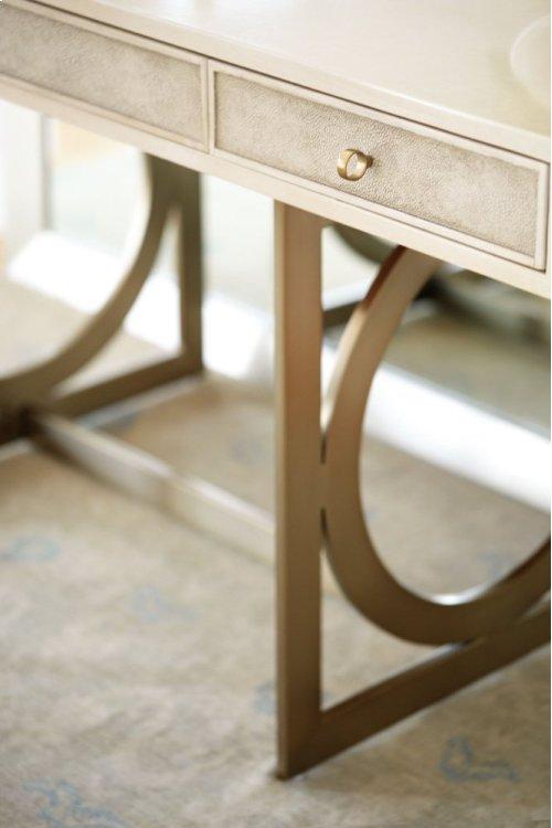 Salon Desk in Alabaster (341)