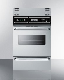 Wall Oven Trim Kit In Stainless Steel To Extend Overall Height To 39""