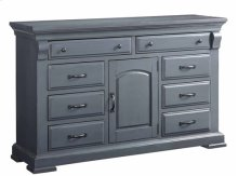 Door Dresser - Slate Finish