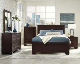 CA KING 4PC SET (KE.BED,NS,DR,MR)
