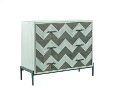 Chevron Chest of Drawers Product Image