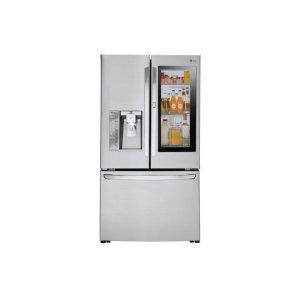 LG Appliances30 cu. ft. Smart wi-fi Enabled InstaView Door-in-Door(R) Refrigerator