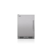 """24"""" Outdoor Undercounter Refrigerator - Stainless Door"""