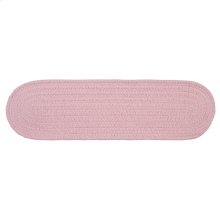 "Bristol Stair Tread WL20 Blush Pink 8"" X 28"" (Set 13)"