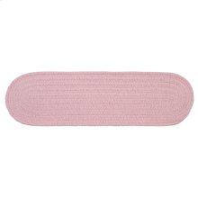 "Bristol Stair Tread WL20 Blush Pink 8"" X 28"" (Set 13)"