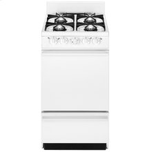 Crosley Gas Ranges (Standard Clean Oven)
