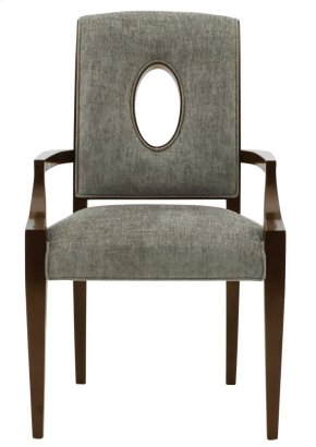 Miramont Arm Chair in Miramont Dark Sable (360)