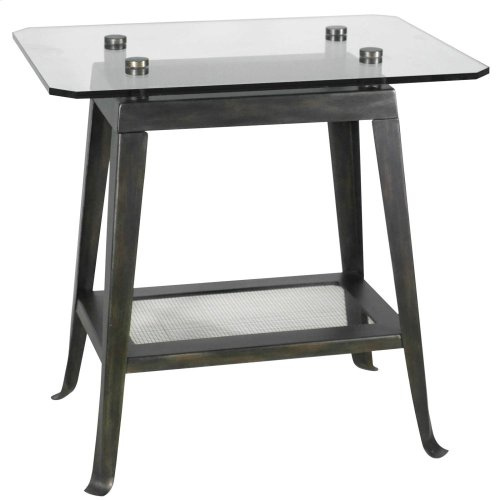 Brett Lamp Table