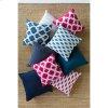 "Kikuyu KIK-003 18"" x 18"" Pillow Shell with Down Insert"