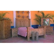 Oasis Bedroom Set (queen) Product Image