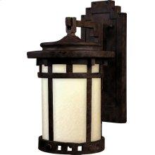 Santa Barbara LED 1-Light Outdoor Wall Lantern