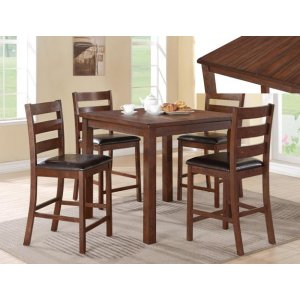 Crown Mark 2764 Quinn Counter Height Dining Group