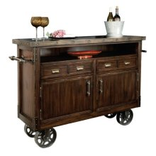 Barrows Wine & Bar Console