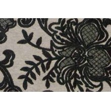 Graphic Illusions Gil02 Pewtr Rectangle Rug 27'' X 18''