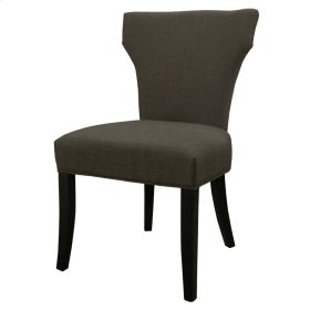 Dresden Fabric Chair, Toffee