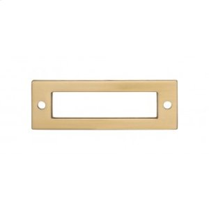 Hollin Backplate 3 Inch - Honey Bronze