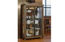 Metalworks Bunching Display Cabinet