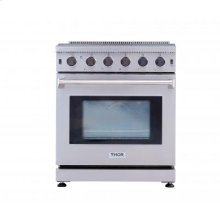 Thor Kitchen - 30 Inch Professional Gas Range In Stainless Steel