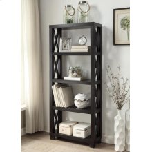 Humfrye Cappuccino Bookcase