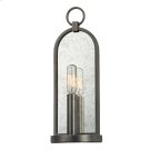 Lowell Wall Sconce - Antique Nickel Product Image