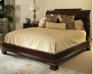 Platform Bed With Bracket Foot & Veneer H.B. King Size 6/6 Product Image