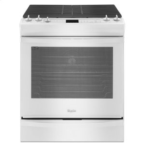 Whirlpool5.8 Cu. Ft. Front-Control Gas Stove With Fan Convection