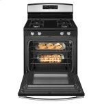 Amana 30-Inch Gas Range With Self-Clean Option - White