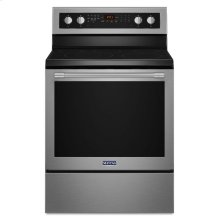 30-Inch Wide Electric Range With True Convection And Power Preheat - 6.4 Cu. Ft.