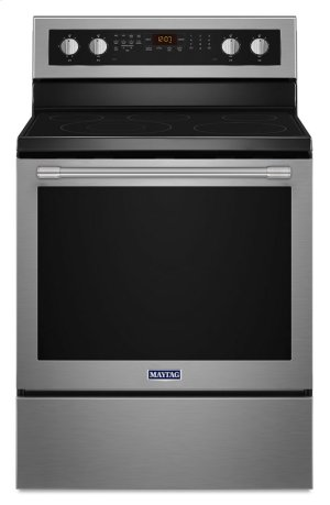 30-Inch Wide Electric Range With True Convection And Power Preheat - 6.4 Cu. Ft. Product Image