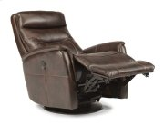 Alden Fabric King Power Swivel Gliding Recliner Product Image