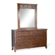Sante Fe Dresser Product Image