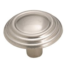 Sterling Traditions 1-1/4in(32mm) Diameter Knob